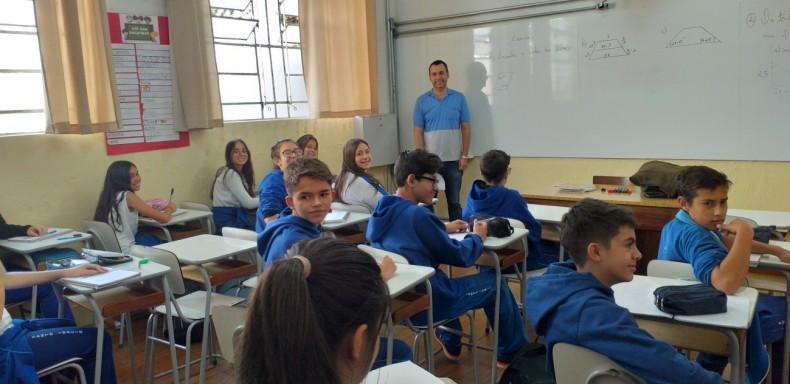 8º ano – Matemática – Professor Agnaldo